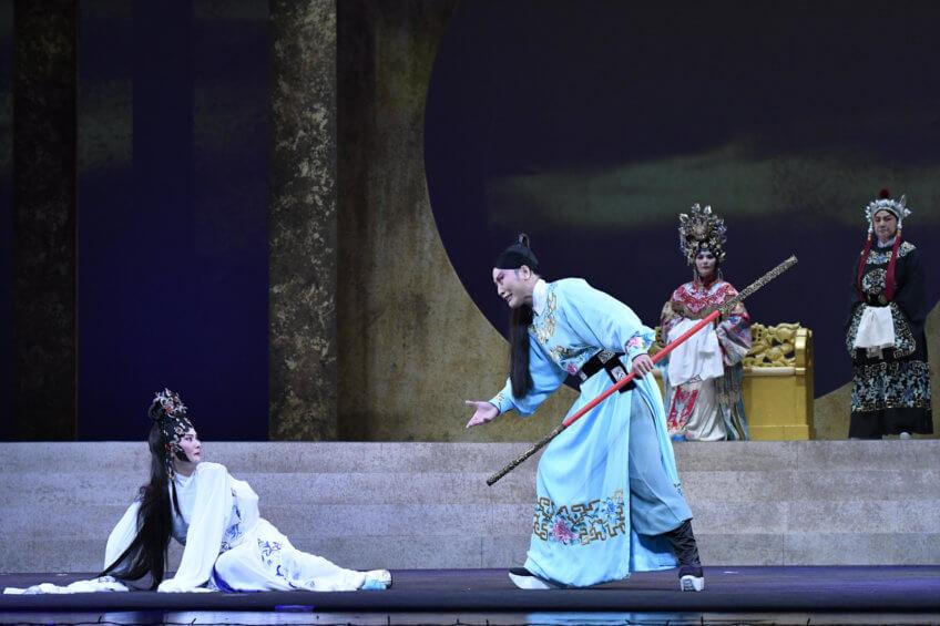 平凡的美德 – 豫劇《龍袍》搬演的百年實力