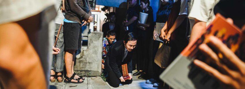 淺談演出中的酷兒性──2019臺北藝穗獲獎作品《臺彎》